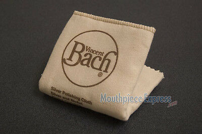 Genuine Bach Deluxe Polishing Cloth for Silver Plated Finishes NEW! Ships Fast!