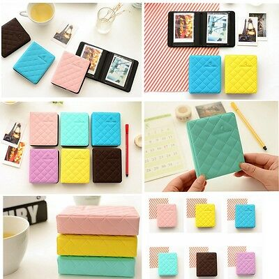 Hot 7 Color Photo Album Boxes For Fujifilm Polaroid Instax Mini 8 90 50 70 Case