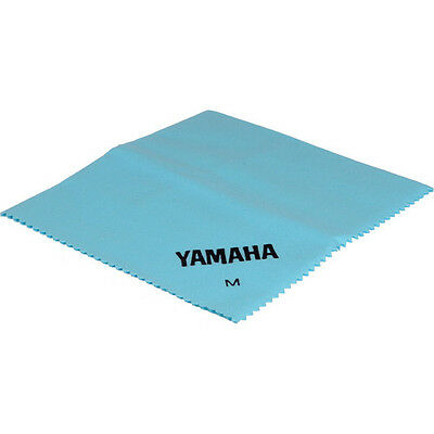 Genuine Yamaha Silver Polish Cloth Medium NEW! Ships Fast!
