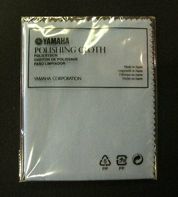 Genuine Yamaha Untreated Large Polishing Cloth NEW! Ships Fast!