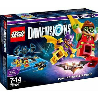LEGO Dimensions Story Pack 71264 Batman Movie Release 28.02.2017 Pre-Order!!!