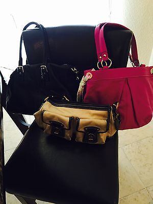 Awesome lot of Coach Purses