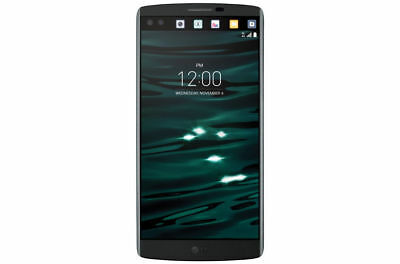 LG V10 64GB H901 T-Mobile 4G LTE Android Smartphone Space Black