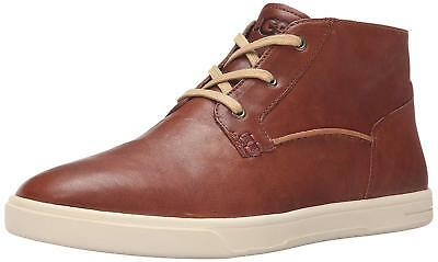UGG Australia Men's KRAMER LEATHER Shoes Chestnut 1010549-CHE a