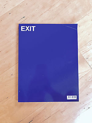 EXIT FASHION & PHOTOGRAPHY Magazine VOLUME TWO NUMBER 9 AUTUMN/WINTER 2009