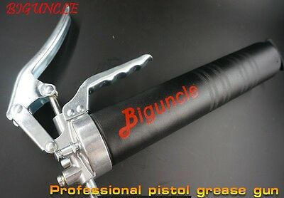 Biguncle Professional Pistol Grease Gun with 10000psi Model: BU-05