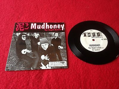 "Mudhoney 2 X 7"" Singles Gas Huffer It Is Us 7"" Lovely Condition Grunge"