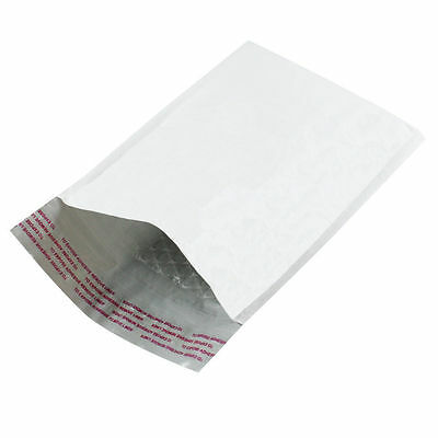 100 #CD 6.5x8 Poly Bubble Mailer Envelope Shipping Wrap Sealed Air Mailing Bags