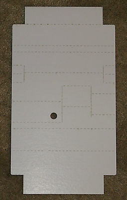 Lionel HO 0819 SF and C&O Work Caboose insert, Repro.