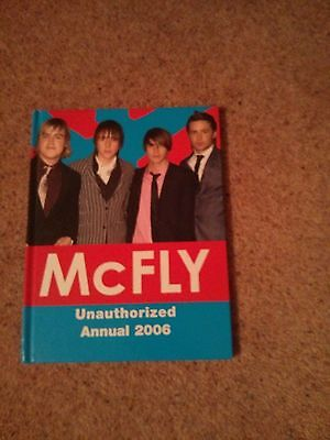 McFly Unauthorized Annual 2006