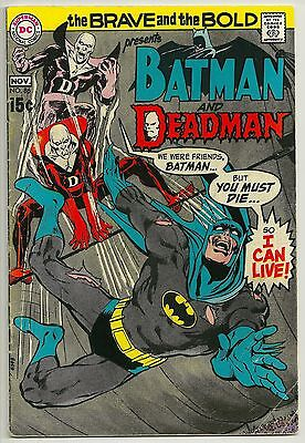 The Brave and the Bold #87 (Dec 1969-Jan 1970, DC) - Fine