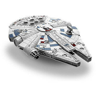 Star Wars Force Awakens Millennium Falcon SnapTite Model Kit Toy Revell