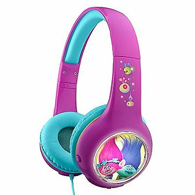 Trolls Light-Up Headphones