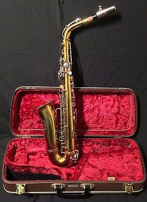 Ault Artist Alto Saxophone by Hohner