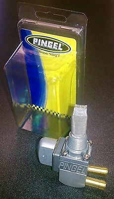 Pingel Gv111G Guzzler Dragbike Dual Two Outlet Race Fuel Valve Petcock Tap