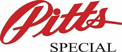 PITTS Special  LOGO  Banner- Vintage Logo  FREE SHIPPING