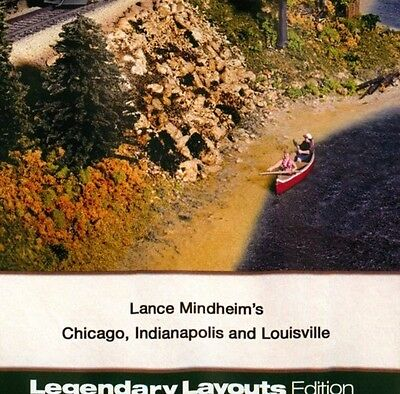 Lance Mindheim's Chicago Indianapolis Louisville DVD Great American Layouts