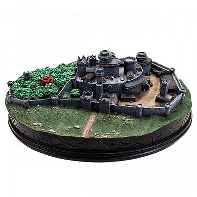 limited edition Winterfell Game of Thrones Desktop Sculpture statue replica NEW