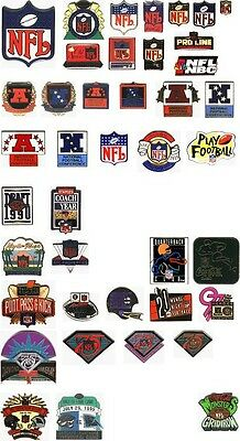 79 Nfl Hall Of Fame American Bowl Pins Football