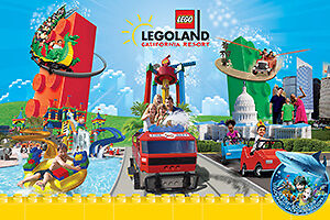 Discount LEGOLAND California and SEA LIFE Hopper Ticket 2nd DayFREE- PROMO TOOL