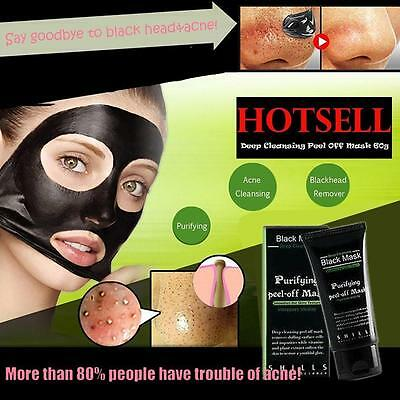 Shills Deep Cleansing Black Purifying Peel-off Mask - Supprime Points Noirs Acné