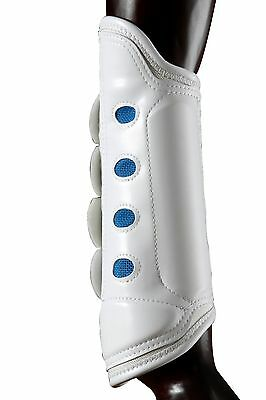 Premier Equine PEI Original XC cross country boots HIND White Large