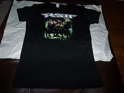 RATT Infestation Tour Size Small Juniors/Women Shirt Top Stephen Pearcy