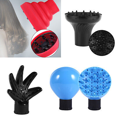 Pro Home Salon Tool Universal Hair Curls Dryer Diffuser Blow For Most Blowdryers