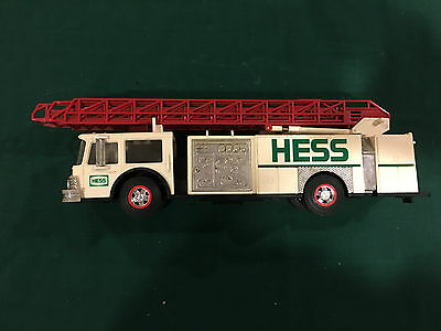 Hess Fire truck 1989 USED