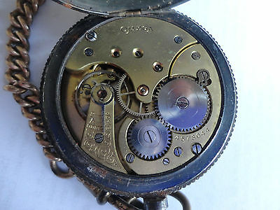 Early 1900s Antique Omega working pocket watch