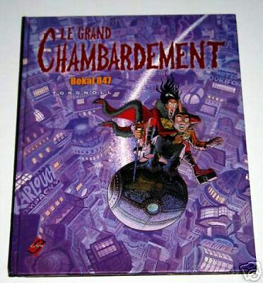 BD Bokal 847 - Le grand chambardement * Torgnoll EX !