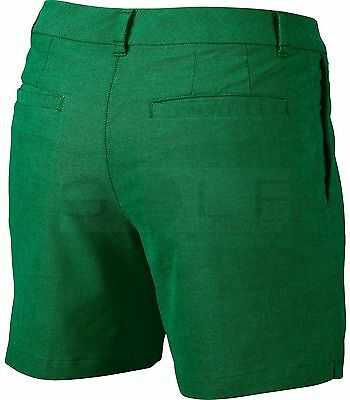 Nike Women's Oxford golf shorts in lucid green  in US 6 (UK 10) - RRP of £45