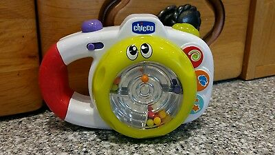 Chicco Baby Camera with Lights and 8 Melodies for Children Age 6 months Up