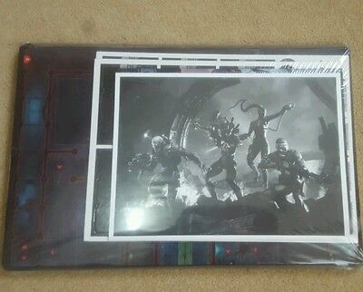 Assassinorum execution force boards and rules only NO BOX NO MINIATURES NO CARDS