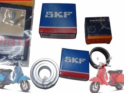 ENGINE BEARING KIT MOTOR LAGER STORAGE FOR VESPA PX LML STAR STELLA SCOOTS @AEs