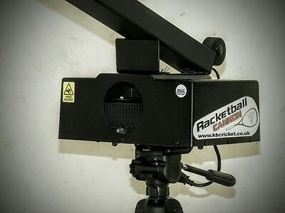 Ex-Demo RacketBall Cannon Machine #Video Link Attached#