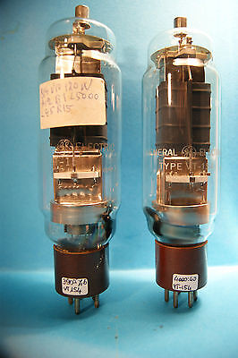 Coppia  VT154/814  General Electric Tube Valve Rohre