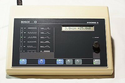 Bosch Dynomed D Electrical Stimulation Pain Relief Electrotherapy unit