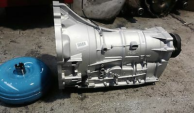 ZF6HP26 Stage 2 500rwkw XR6 XR8 Upgraded Automatic Transmission