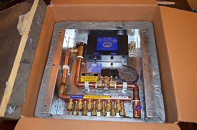 "Electronic trap Priming Manifold System PT-12 Floor Drains 5/8"" Compression NEW"