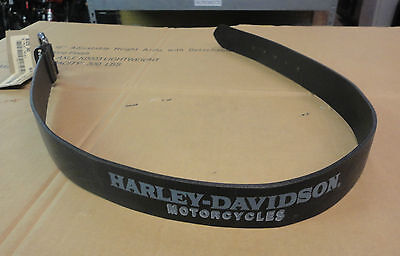 Harley Davidson MotorCycles Unisex Printed Leather Belt 97616-OOV/3000 Sz 30 NWT