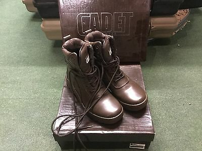 Cadet boots brown size 6