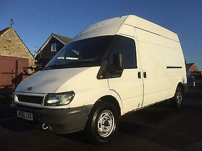 2006 56 Ford Transit 2.4 Tdci 350 Lwb High Roof