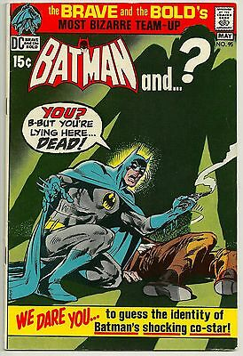 The Brave and the Bold #95 (Apr-May 1971, DC) - Very Fine-