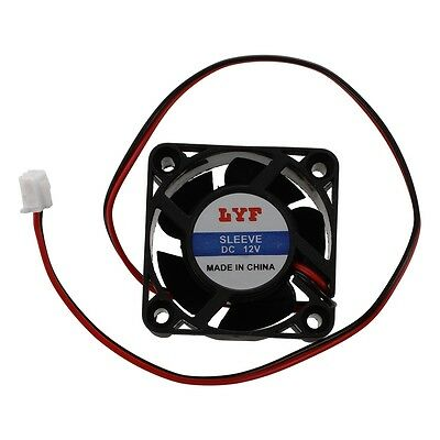 40 x 40 x 20mm 4020 5 Blade Brushless DC 12V Axial Cooling Fan BF