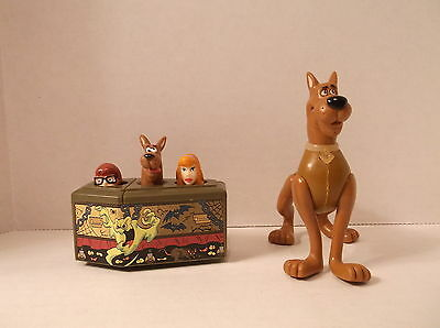 1996 Burger King Scooby Doo 2 Kids Meal Toy Lot