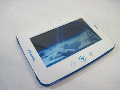 "Polaroid 7"" Tablet - Kids Learning on Tablet PTAB750 Kids Used No Charger"
