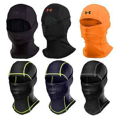0886c43b1db Under Armour Cold Gear Hood Tactical Infrared Face Mask Balaclava CGI STAY  WARM