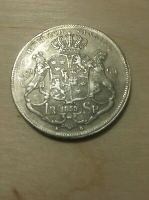 Coin From Photo 1R 1853 Sp Coin Fake T13