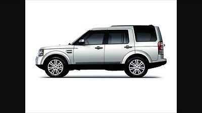 Land Rover Discovery 4 (up To 2012) Workshop Manual